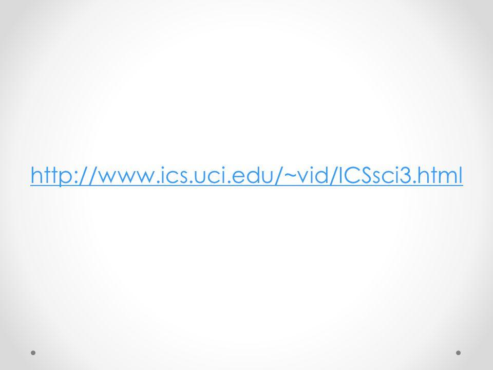 http://www.ics.uci.edu/~vid/ICSsci3.html