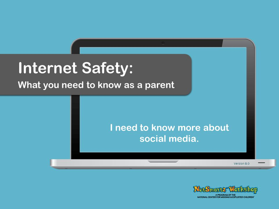How do I talk to my child about Internet safety? How do I protect my child from cyberbullying? What do I do if my child is cyberbullied? What informat