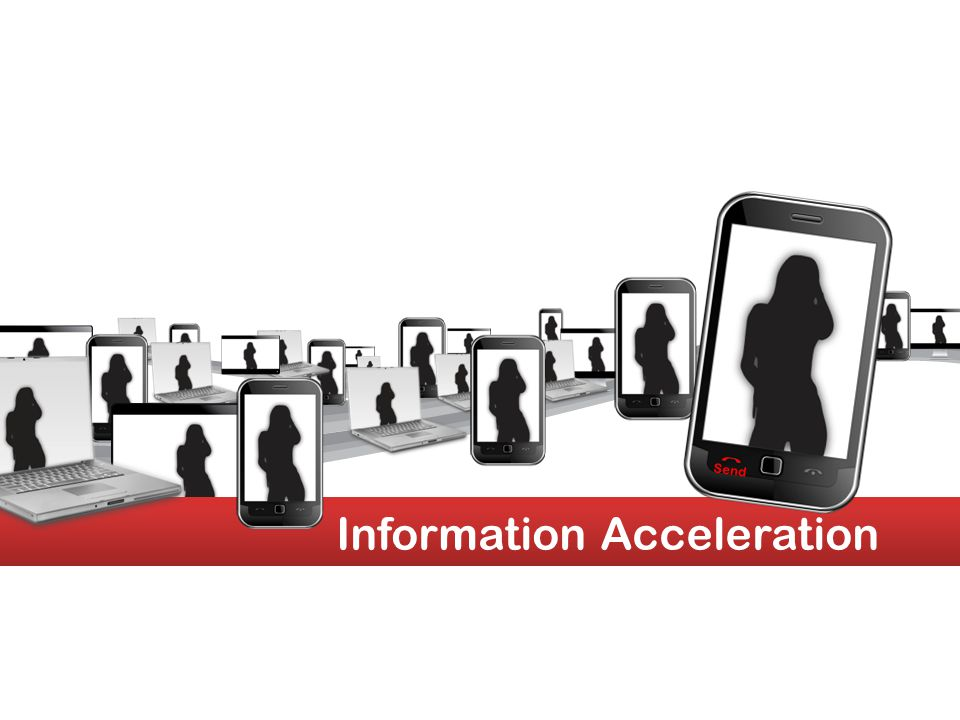 Information Acceleration Send