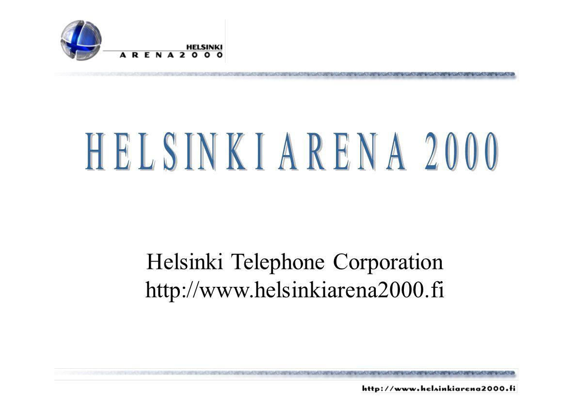 Helsinki Telephone Corporation http://www.helsinkiarena2000.fi