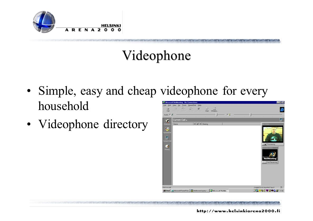 Videophone Simple, easy and cheap videophone for every household Videophone directory