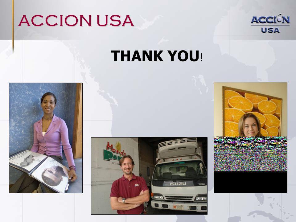ACCION USA THANK YOU !