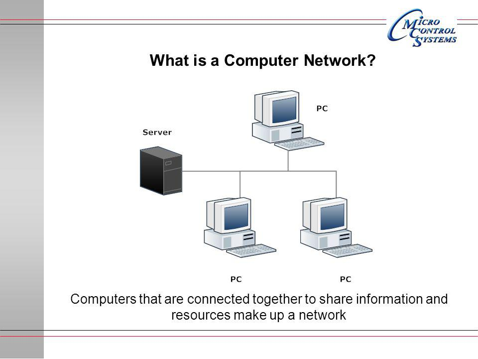 What is a Computer Network.