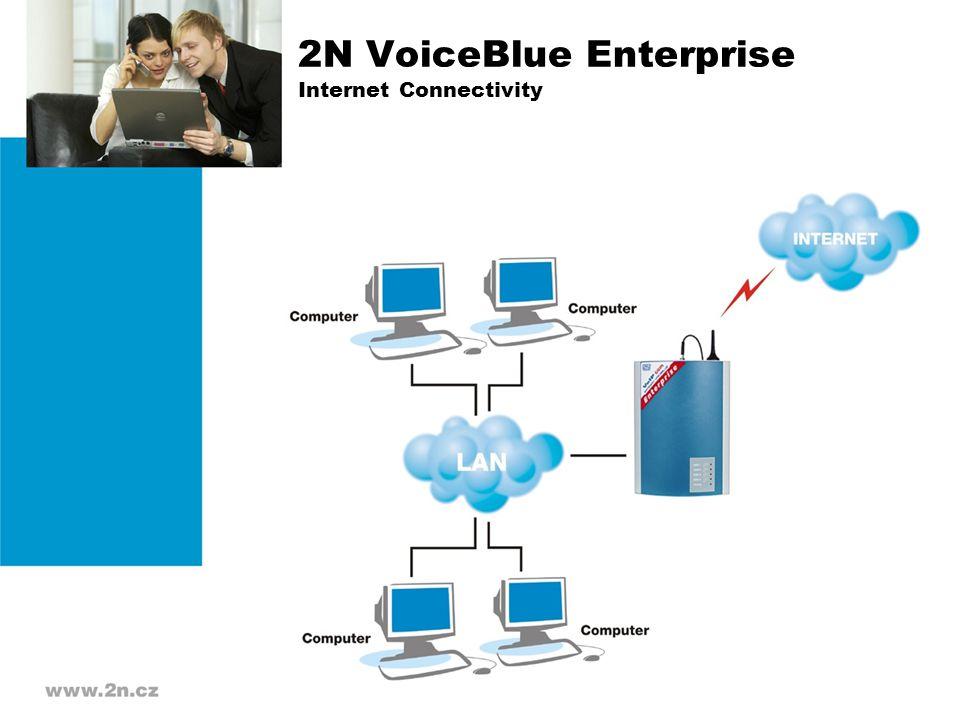 2N VoiceBlue Enterprise Internet Connectivity