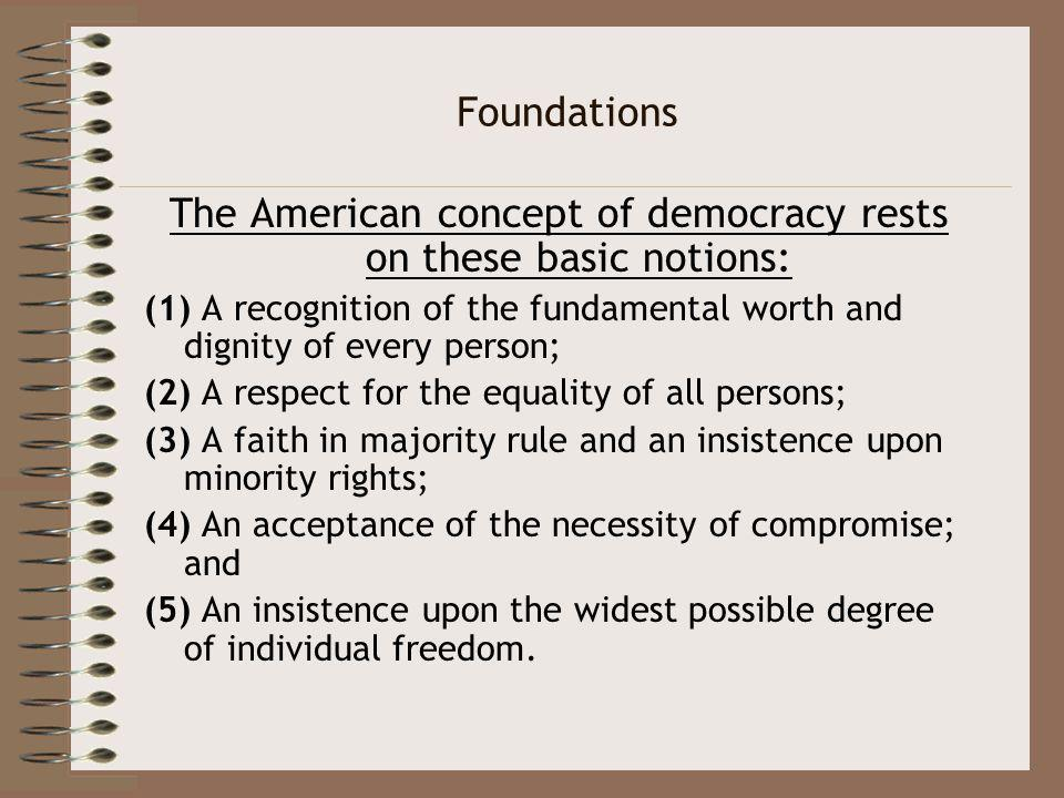 Democracy and the Free Enterprise System The free enterprise system is an economic system characterized by private or corporate ownership of capital goods; investments that are determined by private decision rather than by state control; and determined in a free market.
