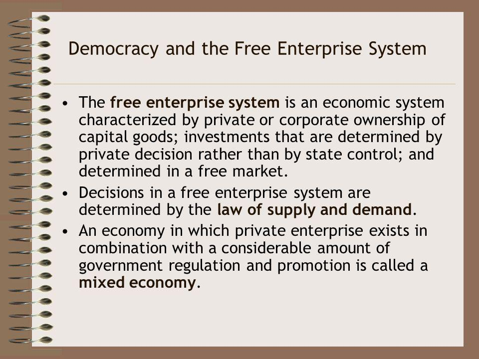 Democracy and the Internet Democracy demands that the people be widely informed about their government.
