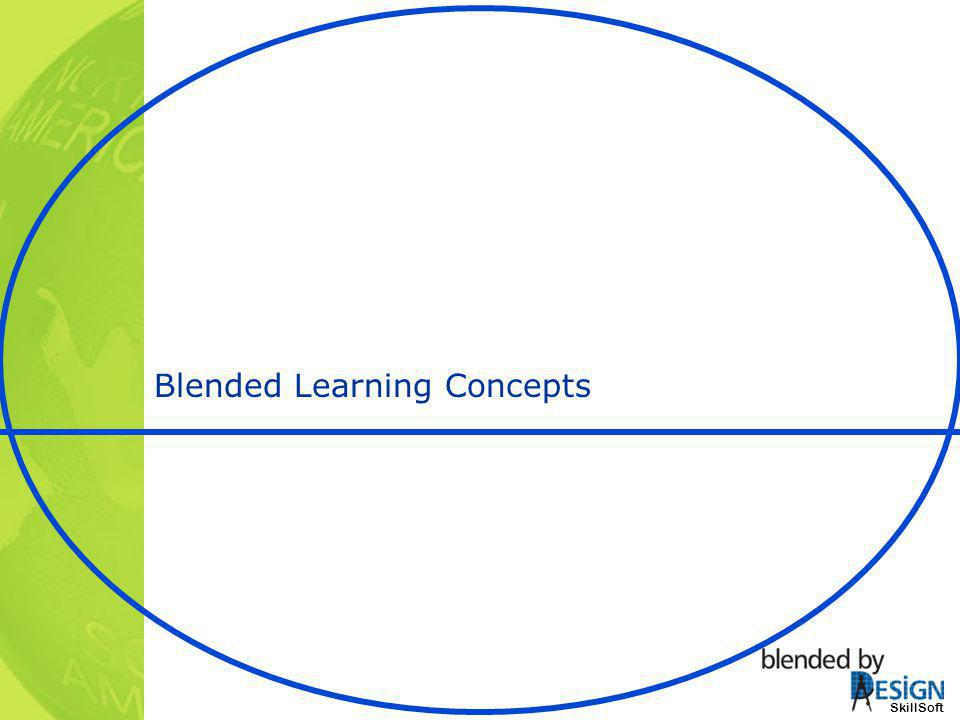 SkillSoft Blended Learning Concepts