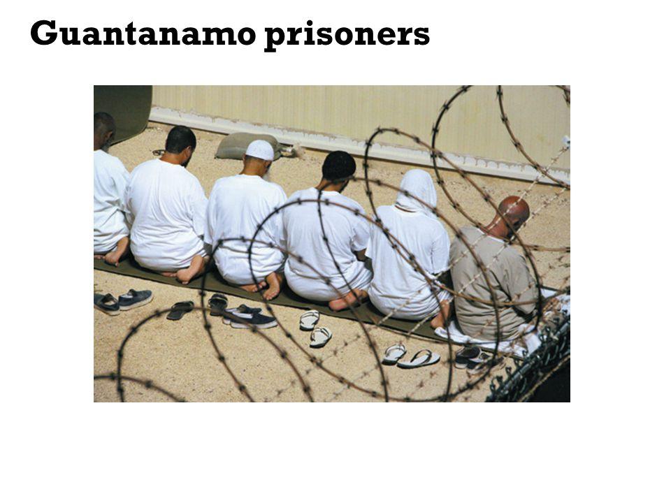 Guantanamo prisoners 11.2