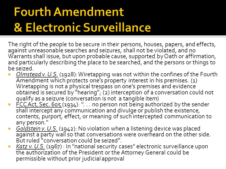 The right of the people to be secure in their persons, houses, papers, and effects, against unreasonable searches and seizures, shall not be violated,