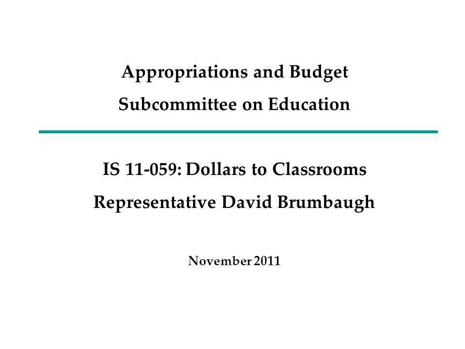 How do we define Instructional Expenditures.