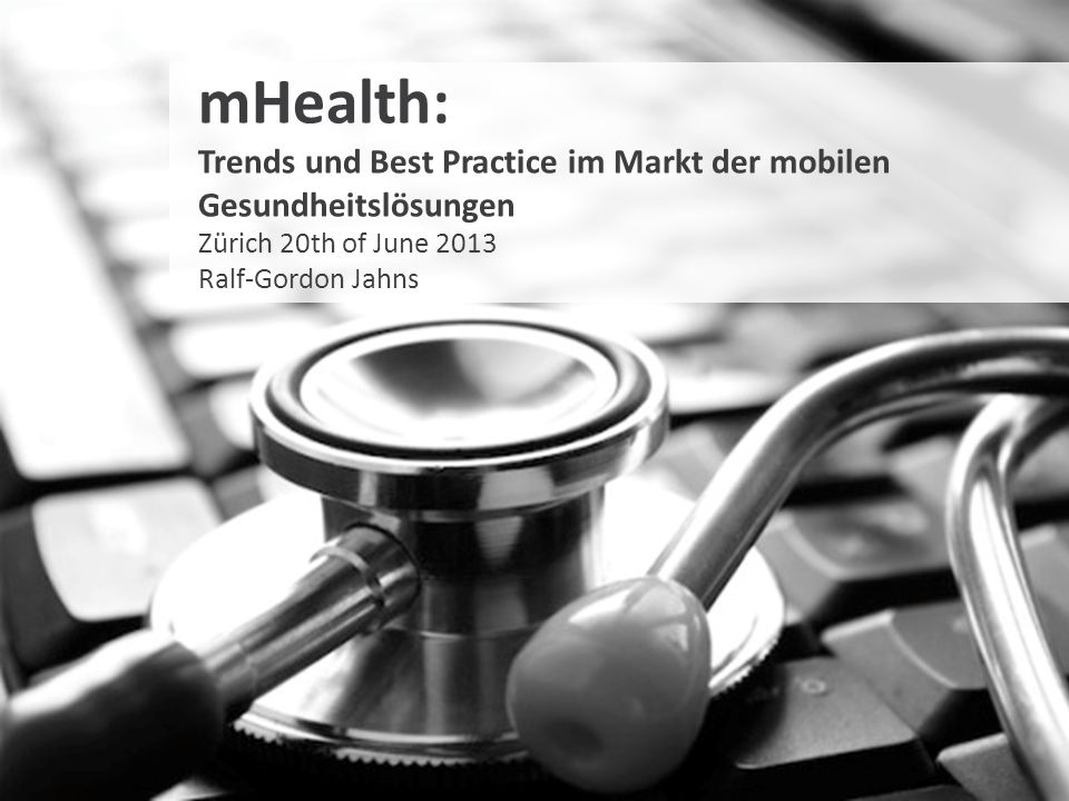 12© research2guidance, 2013 We want to discuss 6 trends that will shape the mHealth app market in the next 5 years 1.