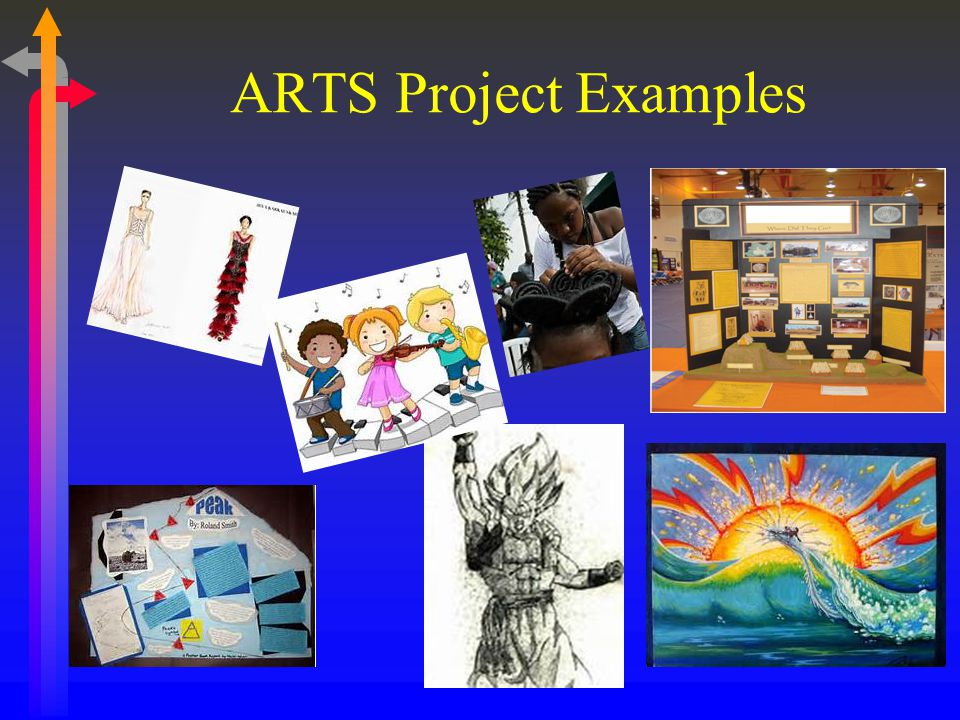 ARTS Project Examples