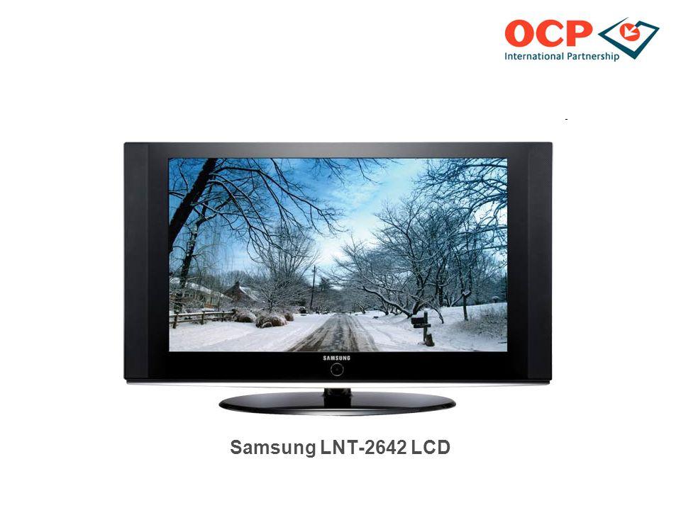 Samsung LNT-2642 LCD