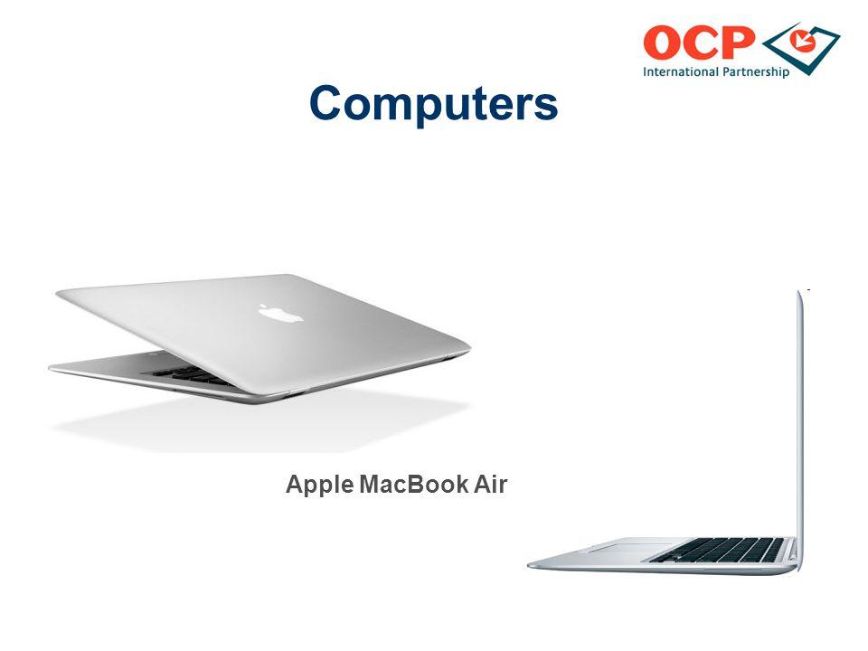 Computers Apple MacBook Air