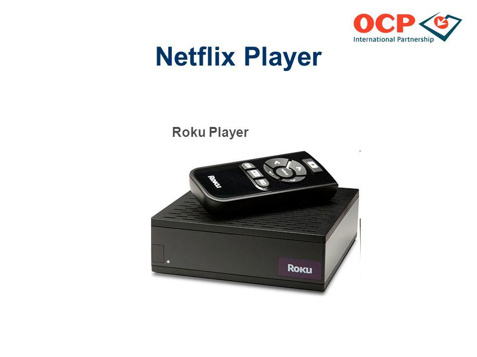 Netflix Player Roku Player