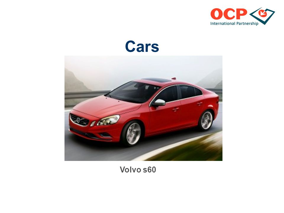 Volvo s60 Cars