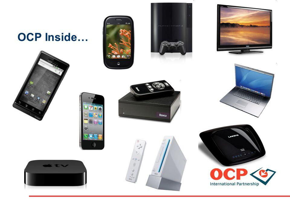 OCP Inside…