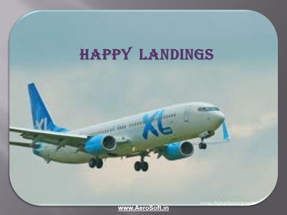 Happy Landings www.AeroSoft.in