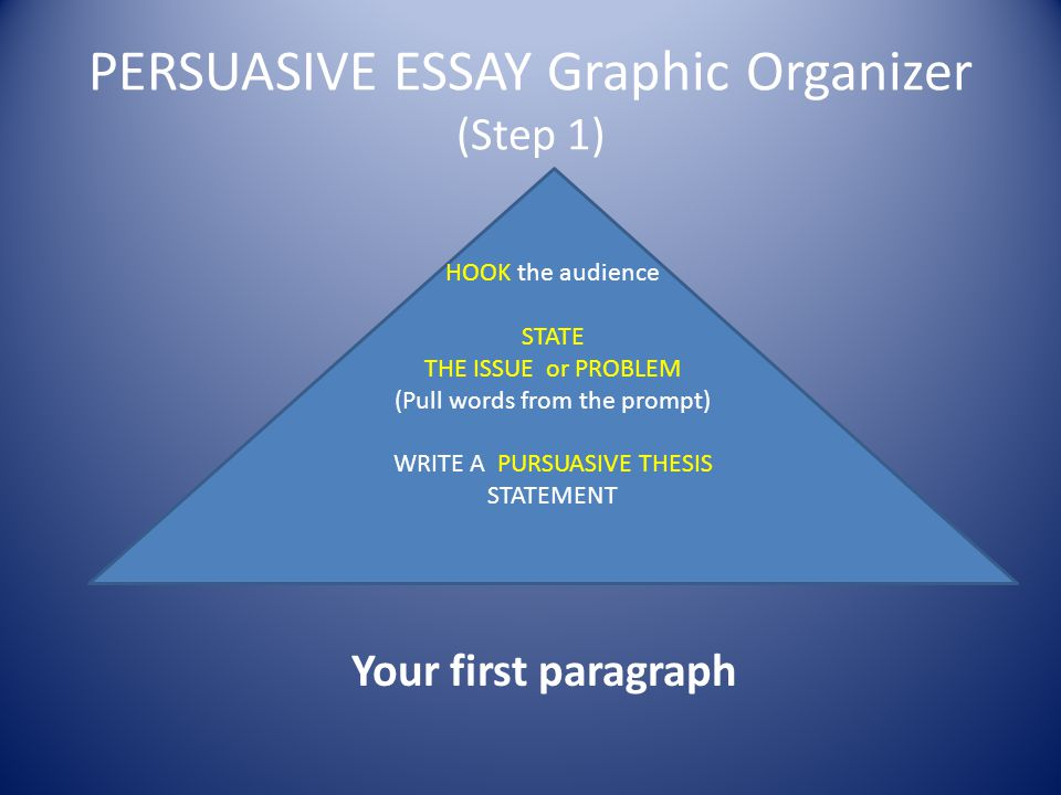 PERSUASIVE ESSAY READ your prompt carefully.