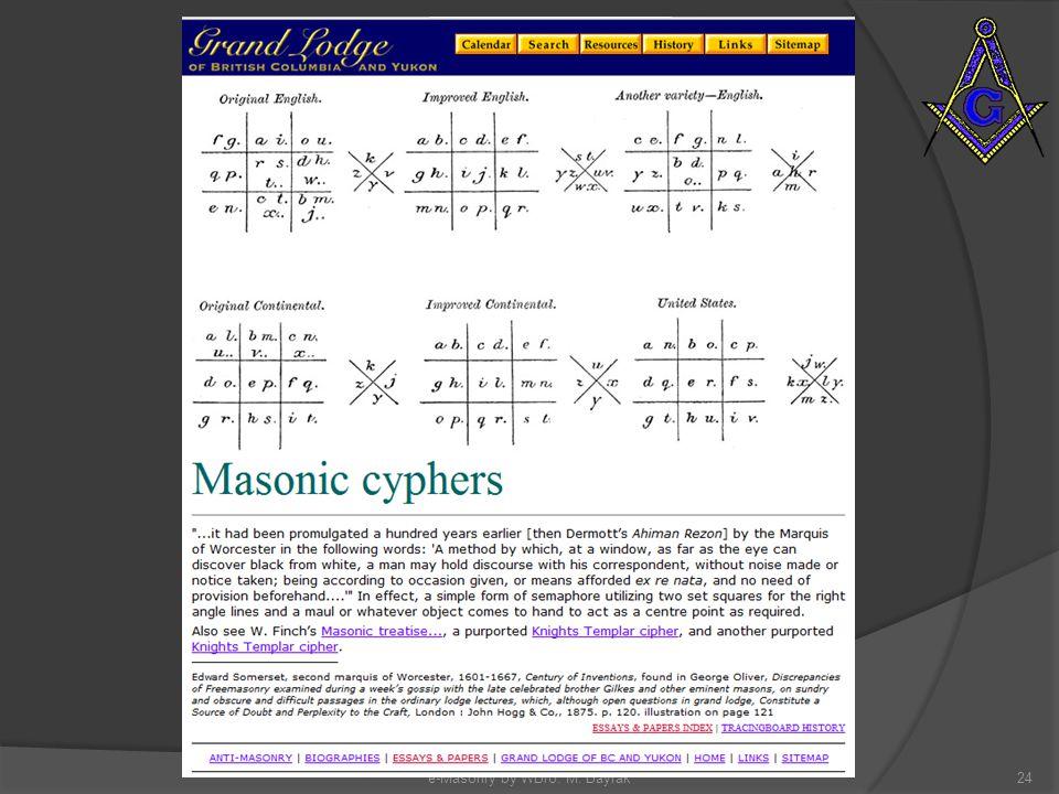 e-Masonry by WBro. M. Bayrak24