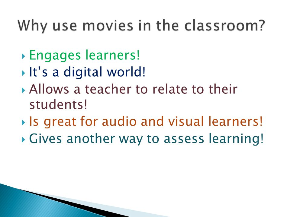 Engages learners.Its a digital world. Allows a teacher to relate to their students.