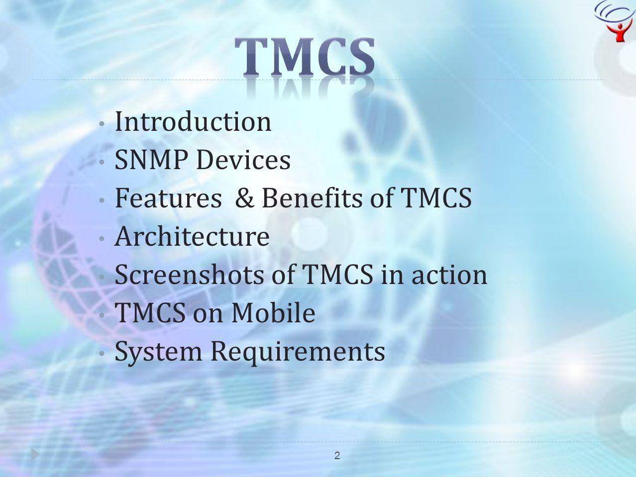 23 TMCS - Normal status