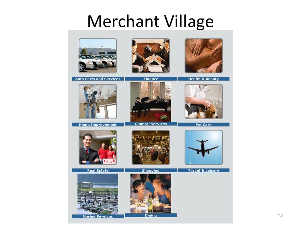 Merchant Village 22