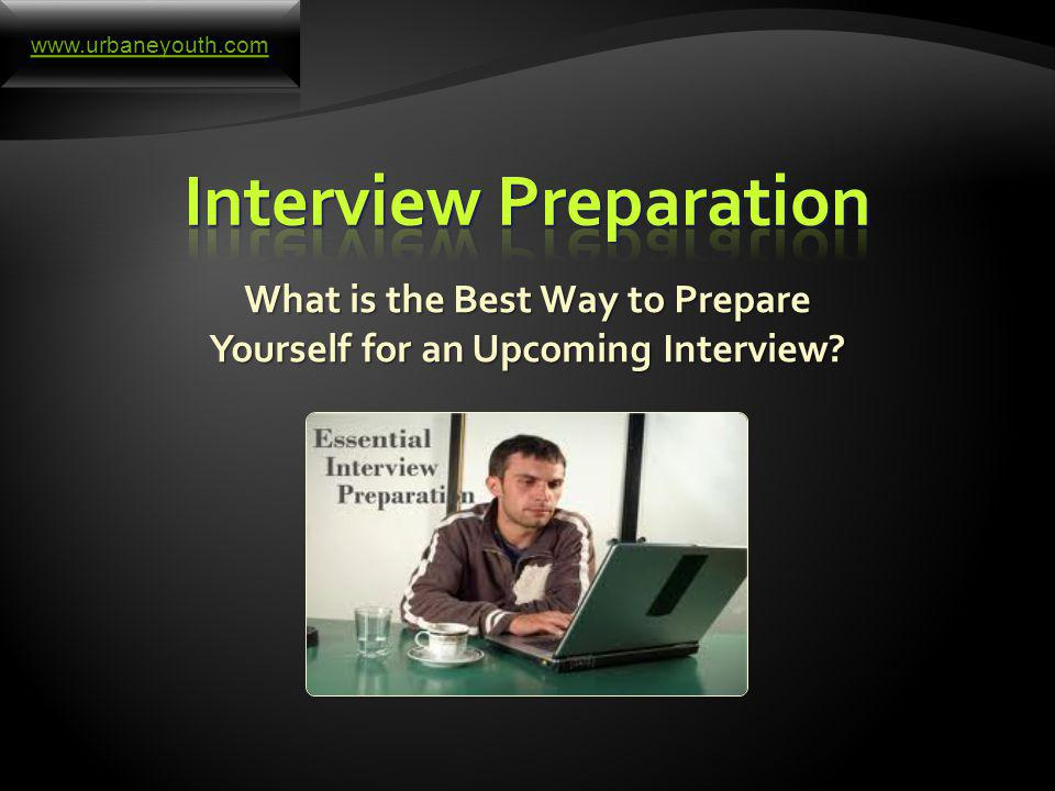 The job interview is a stressful situation. The job interview is a stressful situation.