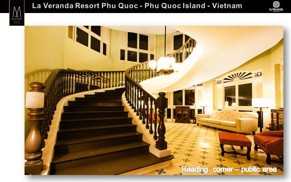 Contact details Hotel address Tran Hung Dao St., Duong Dong Beach, Phu Quoc Island – Vietnam Tel : 84 773 982 988 – Fax : 84 773 982 998 contact@laverandaresorts.com www.laverandaresorts.comwww.laverandaresorts.com - www.accorhotels.com/6479www.accorhotels.com/6479 Sales office address 93 Ly Tu Trong St., District 1 HCM – Vietnam Tel : 84 8 38237645/38237642 Contacts Mr.