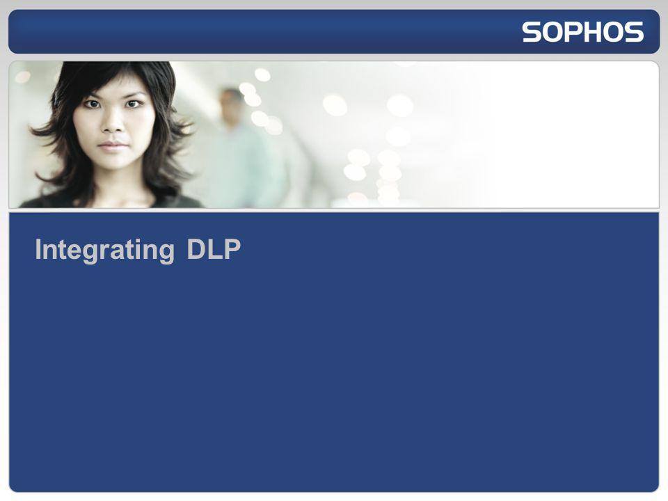 Integrating DLP