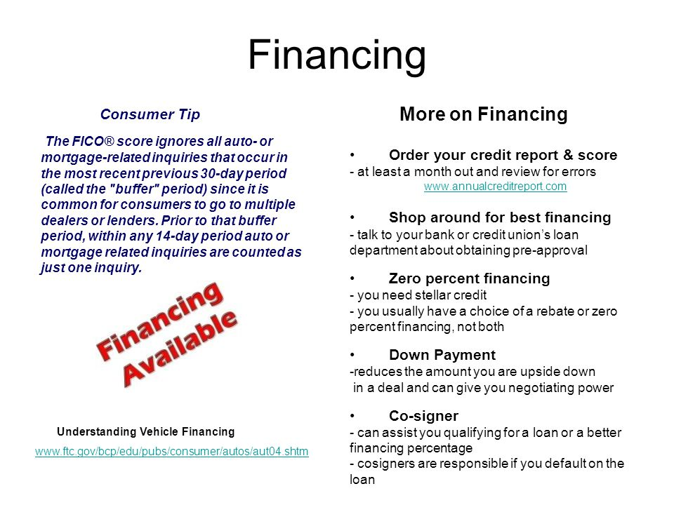 Motorcycle Financing Consumer Tip Rule of 78 – complex formula used in computing interest. Because the Rule of 78 weights the earlier payments with mo
