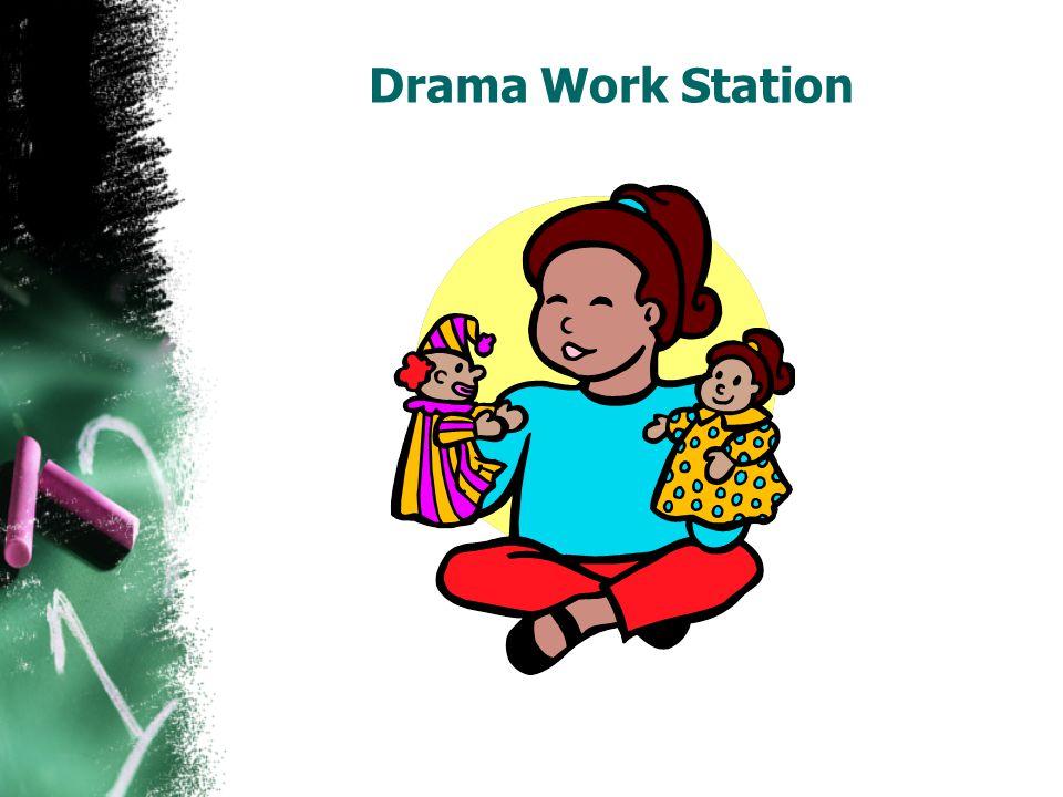 Drama Work Station