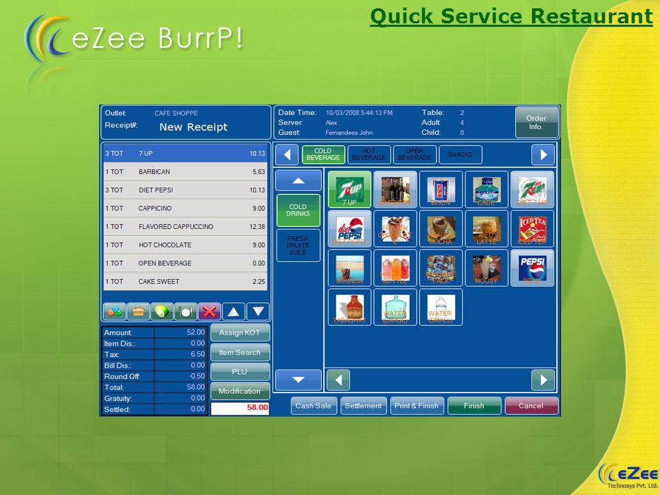 Quick Service Restaurant