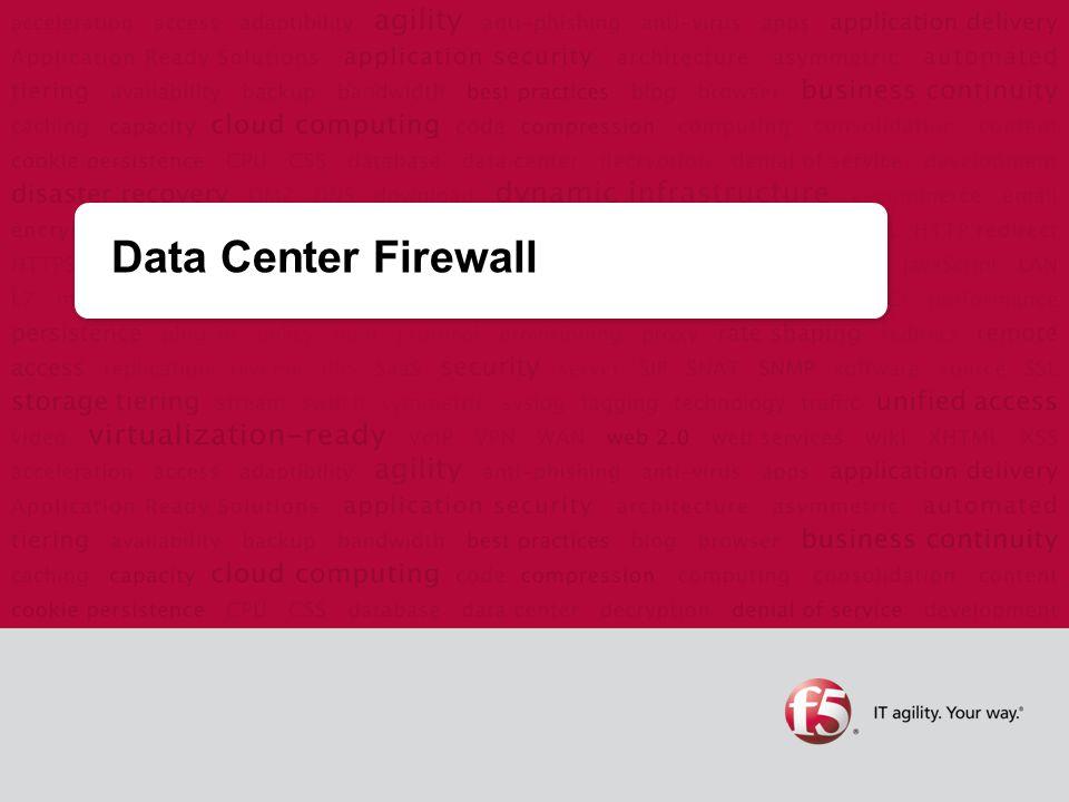 Data Center Firewall