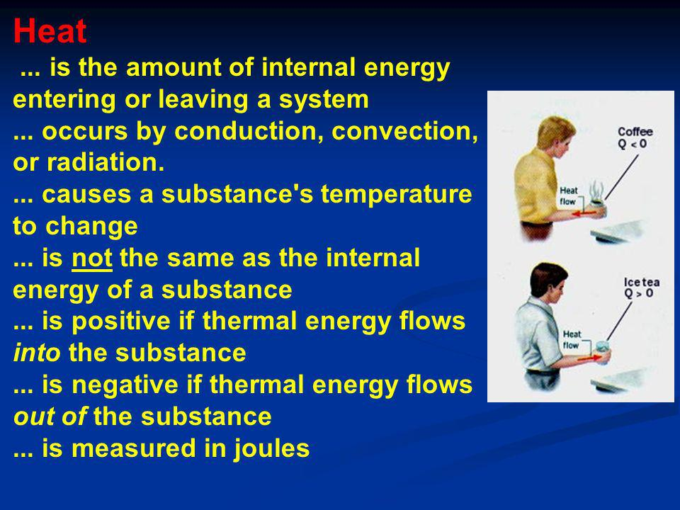 Thermal Equilibrium Systems (or objects) are said to be in thermal equilibrium if there is no net flow of thermal energy from one to the other.
