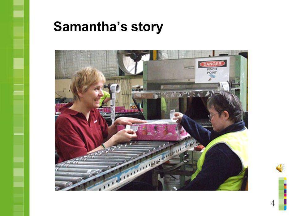 Samanthas story 4