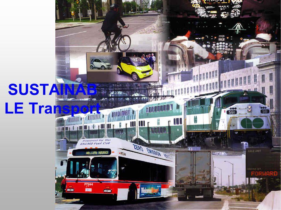 SUSTAINAB LE Transport