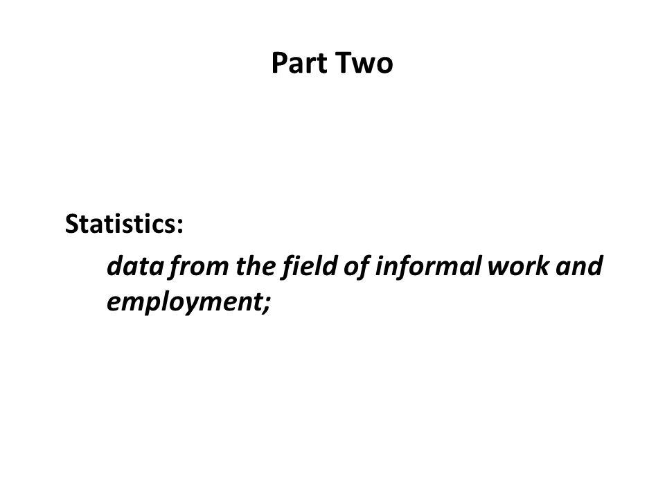 Informal economy/work trajectory in the CEE Tree stages before crisis: