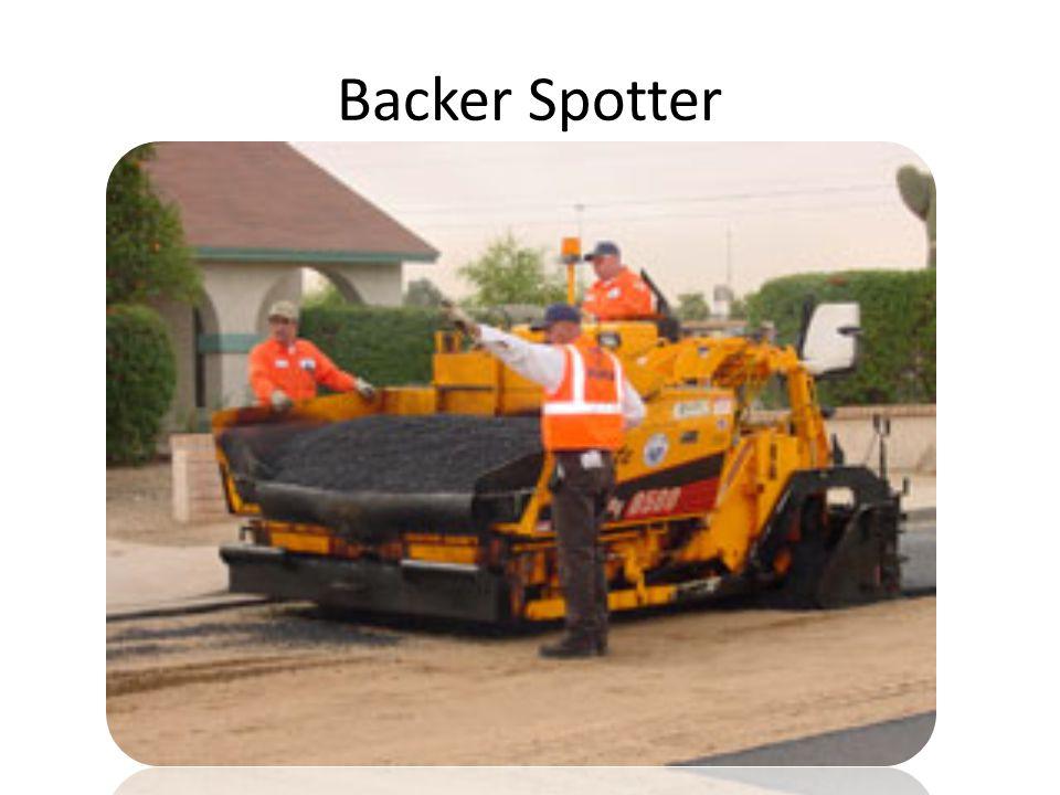 Backer Spotter