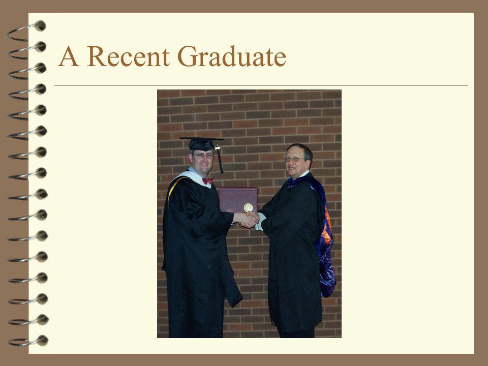 A Recent Graduate
