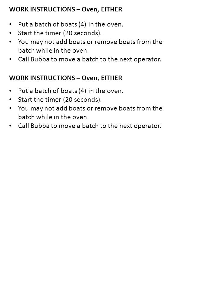 Boat Inspection Check Sheet Correct color sail Sail height is.25±.125 Stamp is centered vertically Stamp is centered on the left side No superfluous creases Boat Inspection Check Sheet Correct color sail Sail height is.25±.125 Stamp is centered vertically Stamp is centered on the left side No superfluous creases Boat Inspection Check Sheet Correct color sail Sail height is.25±.125 Stamp is centered vertically Stamp is centered on the left side No superfluous creases Boat Inspection Check Sheet Correct color sail Sail height is.25±.125 Stamp is centered vertically Stamp is centered on the left side No superfluous creases Boat Inspection Check Sheet Correct color sail Sail height is.25±.125 Stamp is centered vertically Stamp is centered on the left side No superfluous creases Boat Inspection Check Sheet Correct color sail Sail height is.25±.125 Stamp is centered vertically Stamp is centered on the left side No superfluous creases WORK INSTRUCTIONS – Inspector Complete an inspection form for each boat.