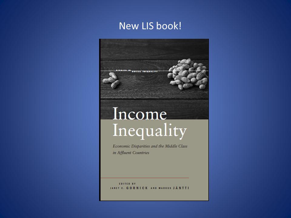 New LIS book!