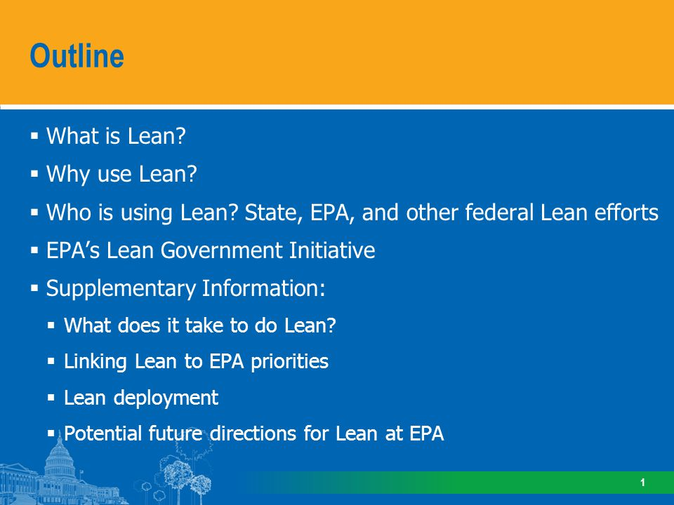 What is Lean.Why use Lean. Who is using Lean.