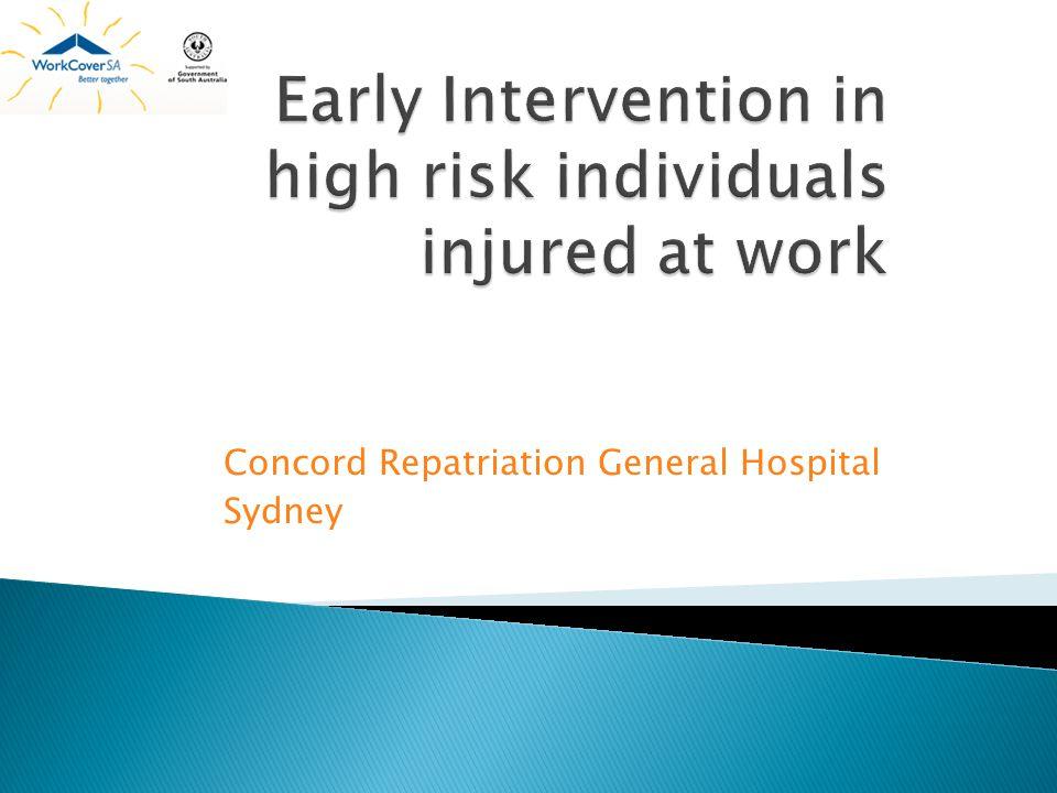 Concord Repatriation General Hospital Sydney