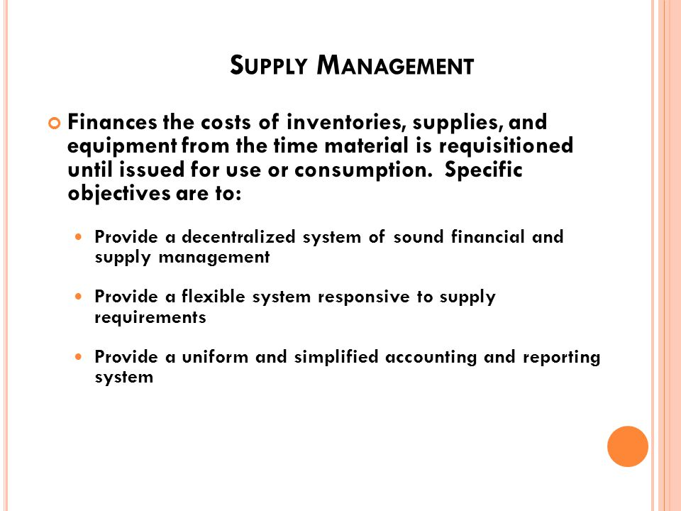 WCF B USINESS A REAS Two categories of business areas for rate setting purposes Supply Management Uses commodity costs in conjunction with a cost reco