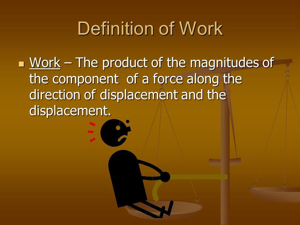 Everyday Work vs.