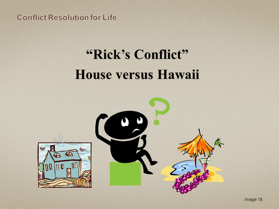 Image 19 Does this conflict meet the definition.