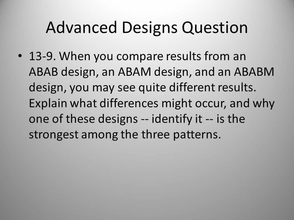 ABABM Design