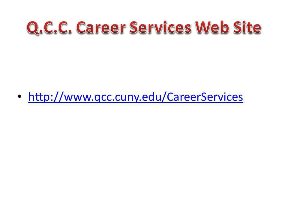 http://www.qcc.cuny.edu/CareerServices