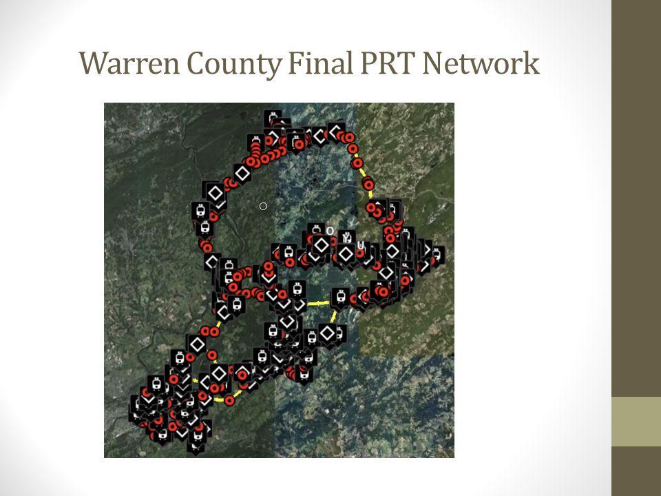 Warren County Final PRT Network